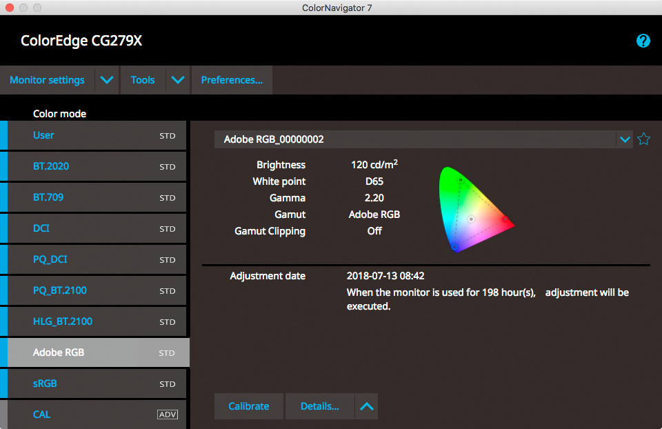 ColorNavigator 7 Color Management Software